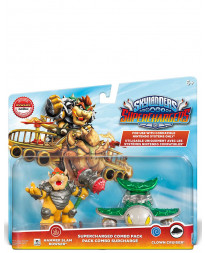 SKYLANDERS SUPERCHARGER DUAL PACK BOWSER