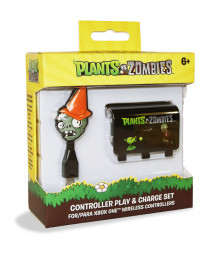 PLANTS VS ZOMBIES XONE PLAY AND CHARGE KIT