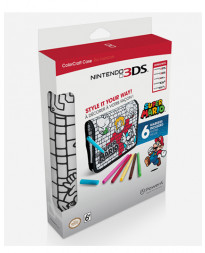 UNIVERSAL DS MARIO COLOR CRAFT CASE