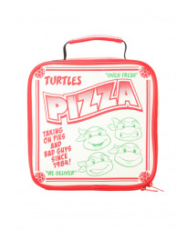 TMNT 3D PIZZA BOX LUNCHBOX