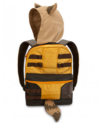 GUARDIANS OF THE GALAXY ROCKET SUIT UP BACKPACK