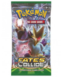 POKEMON TRADING CARD GAME FATE COLLIDE BOOSTER