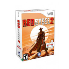 RED STEEL 2 WITH WII MOTION PLUS