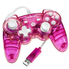 ROCK CANDY WIRED CONTROLLER PS3 PINK