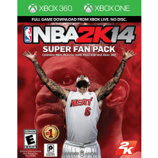 NBA 2K14 SUPERFAN PACK