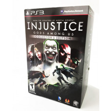 INJUSTICE GODS AMONG US COLLECTORS EDITION