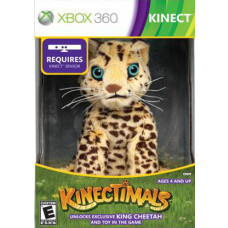KINECTIMALS LIMITED EDITION CHEETA