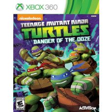TMNT DANGER OF THE OOZE