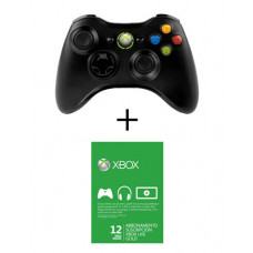 KIT WIRELESS CONTROLLER LIVE 12 MESES